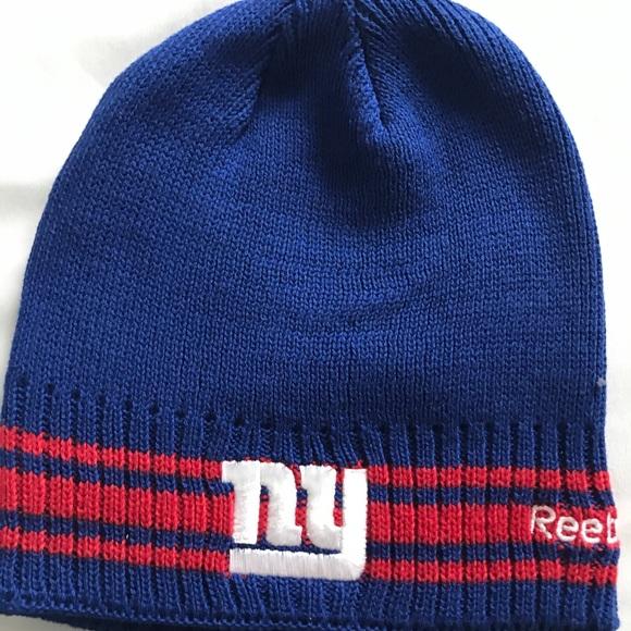 5fd458792b3 New York giants winter hat